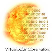 The Virtual Solar Observatory